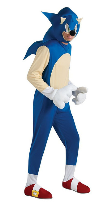 Deluxe Sonic the Hedgehog