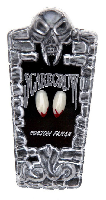Small Blood Tip Vampire Fangs