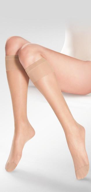 Gabriella Classic Knee Socks Muscade