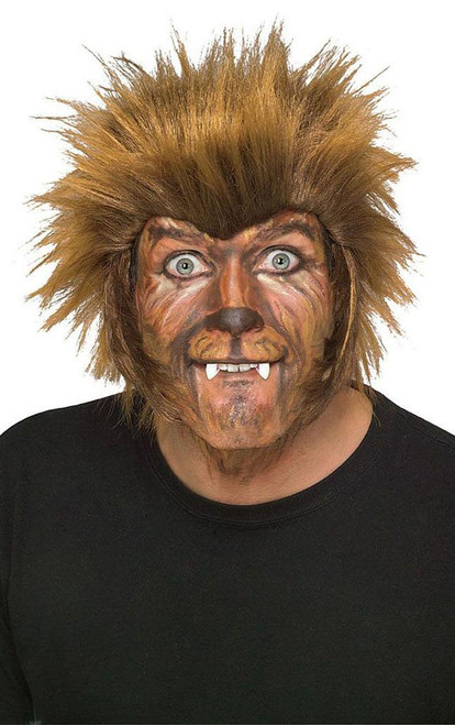 Werewolf Brown Wig