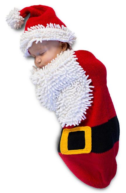 Santa Newborn Baby Costume