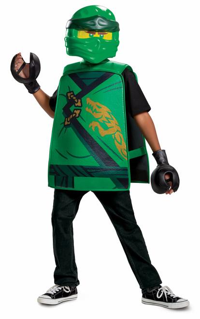 Lego Lloyd Legacy Ninjago Child Costume