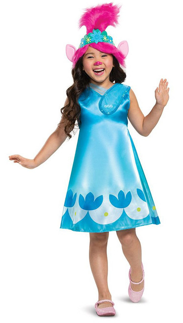 Trolls Poppy Child Costume