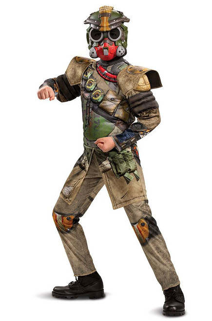 Apex Legends Bloodhound Muscle Boy Costume