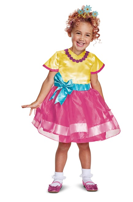 Fancy Nancy Girls Classic Costume