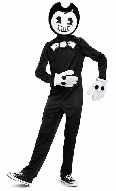 Bendy Classic Costume for Boys