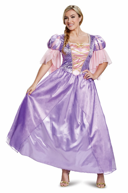 Rapunzel Womens Costume