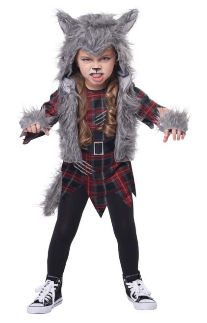Werewolf Costume for Girls