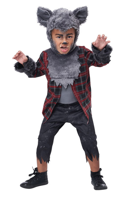 Werewolf pup Custome for Children
