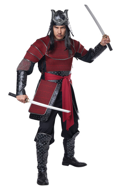 Warrior Samurai Costume for Men