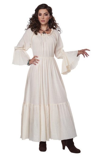 Peasant Renaissance Dress Costume