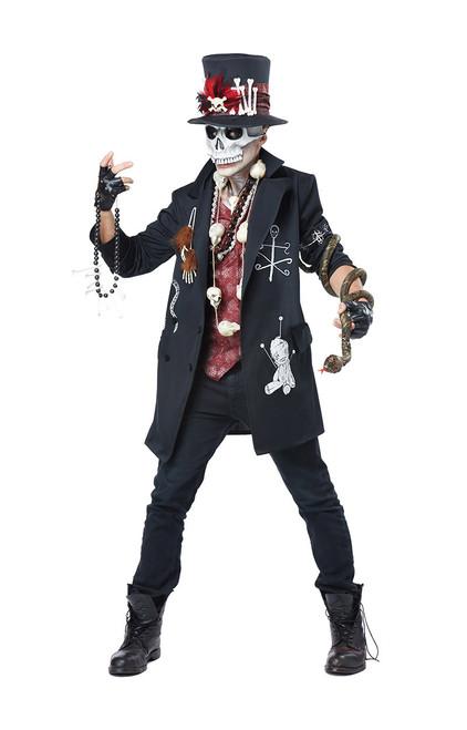 Voodoo Dude Costume for Men Plus Size