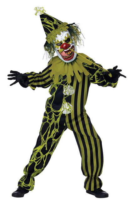 Boogers the Clown Costume for Boys