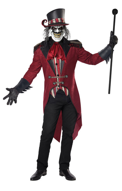 Wicked Ringmaster Costume for Men