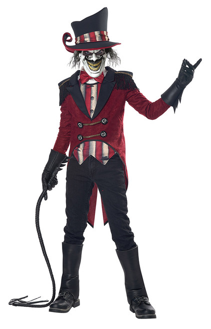 Wicked Ringmaster Costume for Children