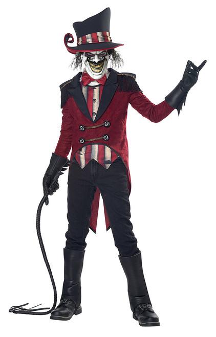 Wicked Ringmaster Costume for Children