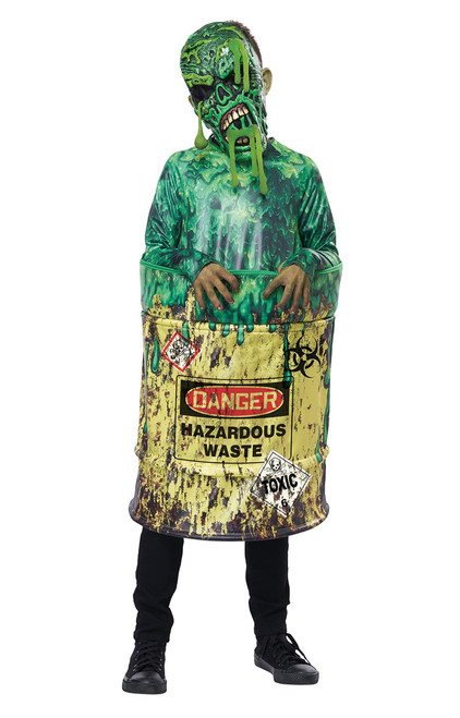Hazardous Waste Costume for Children