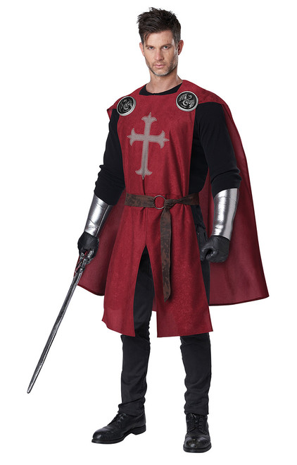 Knights Surcoat Costume for Men