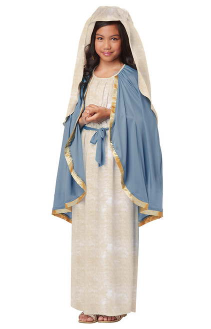 Biblical Mary Costume for Girls