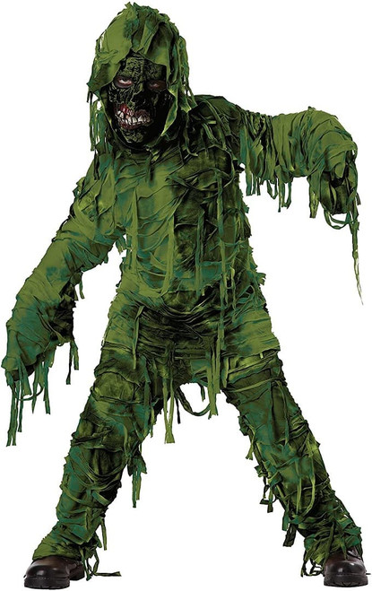 Swamp Monster Costume for Boys