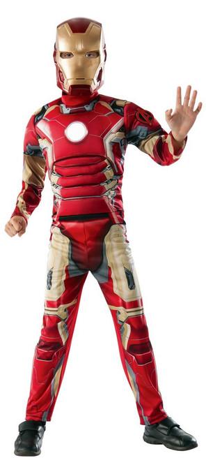 Iron Man Costume for Boys