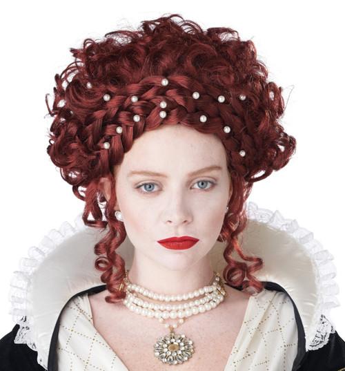 Elizazbethan Classic Lady Wig