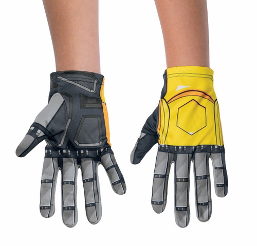 Bumblebee Gloves from Transformers
