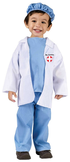 Dr Littles Toddler Costume