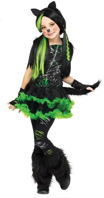 Kool Kat Cool Cat Girl Costume