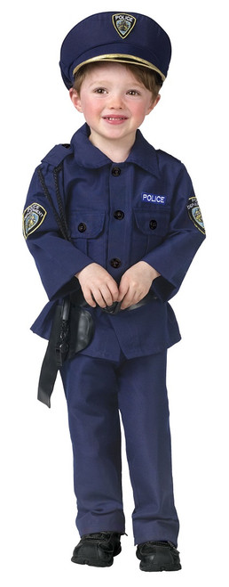 Policeman Costume for Toddlers