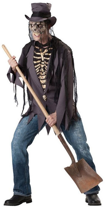 Grave Digger Costume for Men