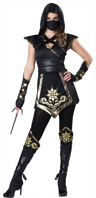 Ninja Mystique Costume for Women