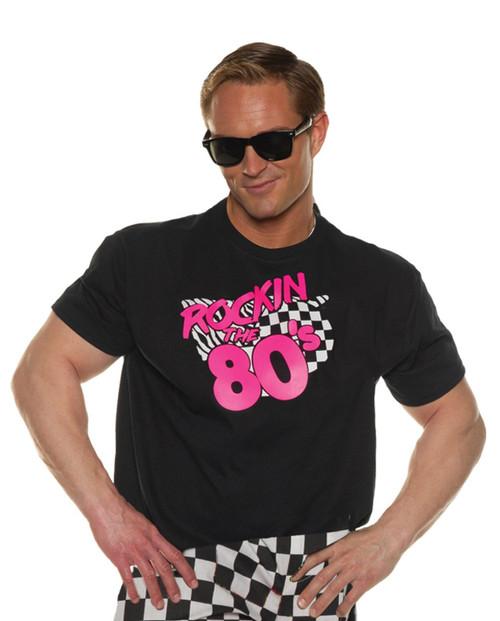 80s costume tshirt for Men