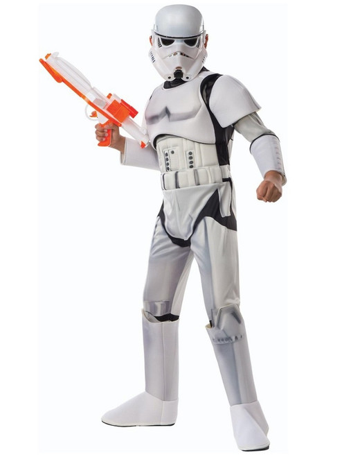 Storm Trooper Classic Boys Halloween Costume