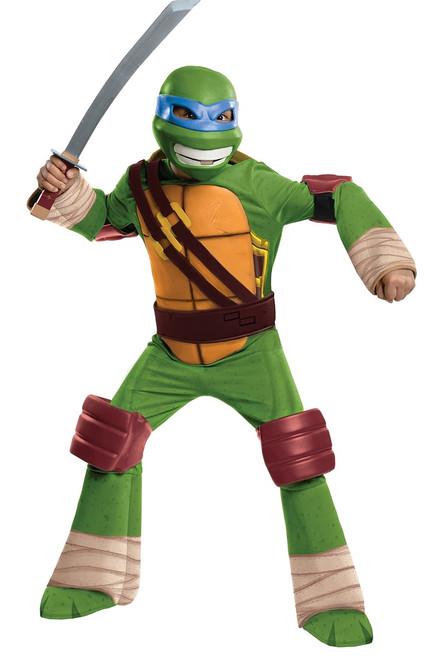 TMNT Leonardo Classic Deluxe Boys Costume
