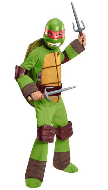 TMNT Raphael Classic Deluxe Boys Costume
