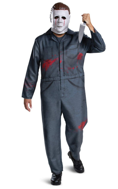Michael Myers Deluxe Adults Costume