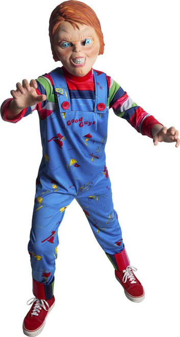 Chucky Scary Child Costume