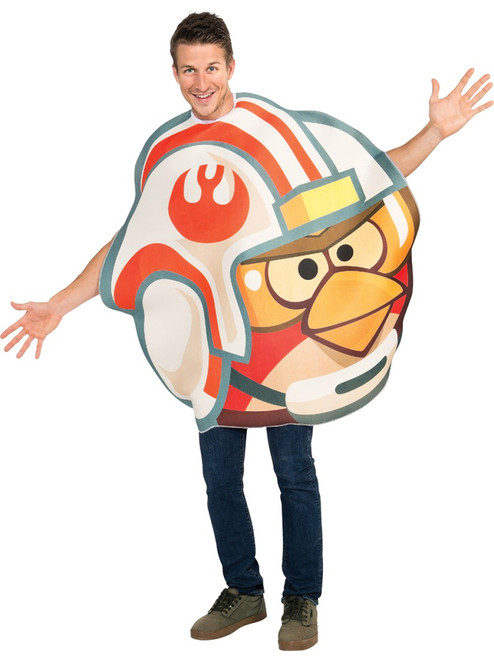 Angry Birds X-Wign Pilot Costume for Men