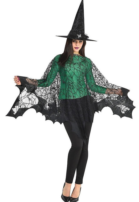 web poncho enchanted