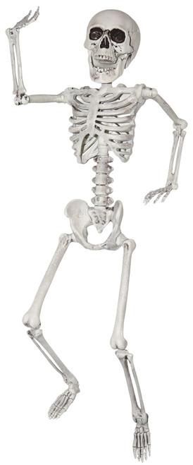 skeleton halloween décor