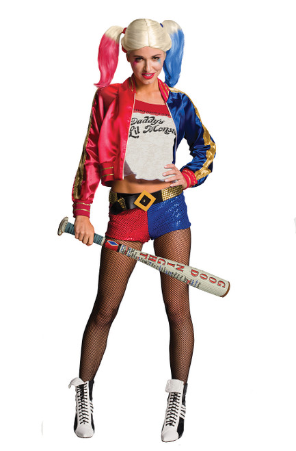 harley quinn accessory inflatable bat