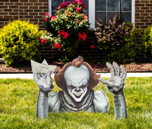 pennywise decor ground breaker