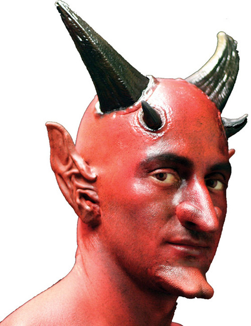 devil man bald cap