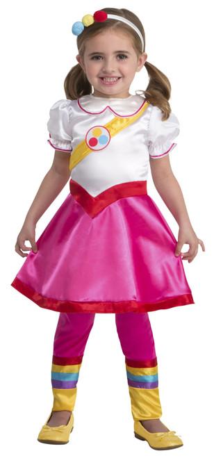 classic girl costume