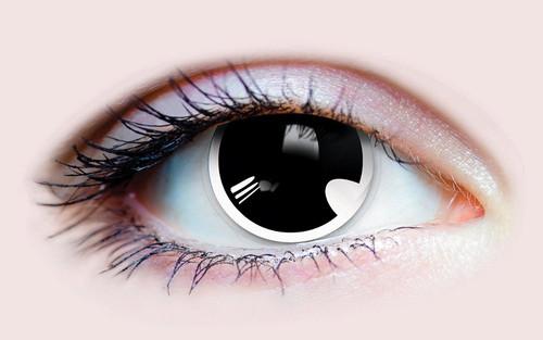 manga halloween contact lenses