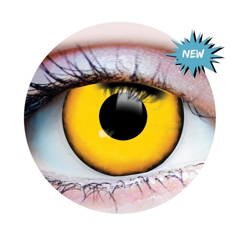 witcher contact lenses