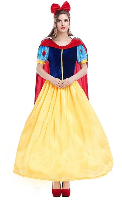 snow white princess woman costume
