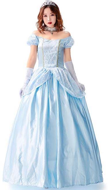 cinderella princess woman costume