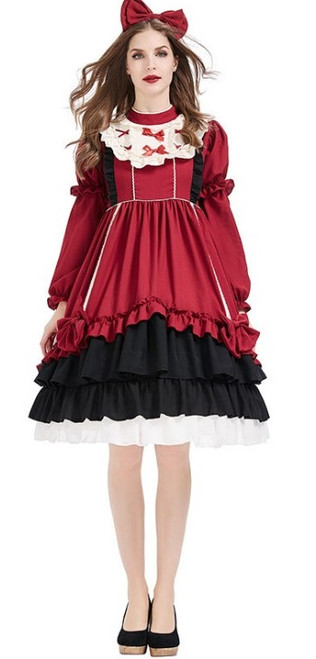 lolita costume for women